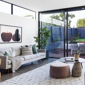 Interior Grind and Seal Polished Concrete Melbourne
